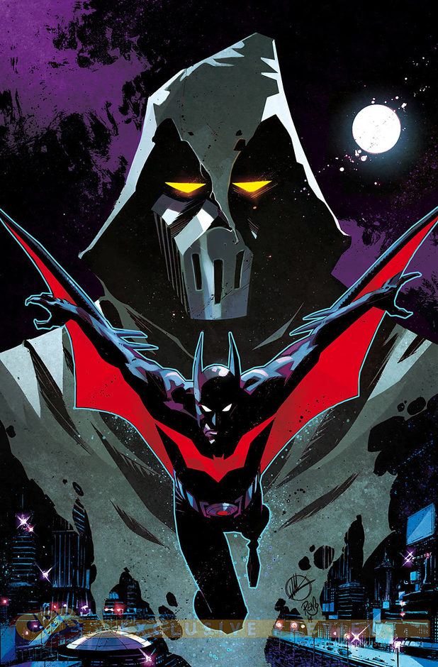 Batman Beyond 2.0 #25