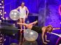 See Kylie, Alan Carr 'sexercise' together