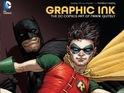 Graphic Ink: The DC Comics Art of Frank Quitely gets a release date.