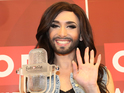 Conchita Wurst will take part in a special interview on the pop-up digital radio service.