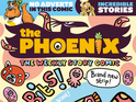 Digital Spy unveils an exclusive look at The Phoenix #124.