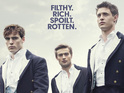 Watch the latest clip from the fictionalised version of the Bullingdon Club.