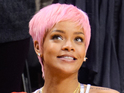 "Rihanna appears to call the Anger Management star an ""old queen""."