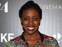 Condola Rashad is playing an employee at the US Attorney's Office.