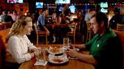 Drew Barrymore and Adam Sandler experience a disastrous first date in Blended.