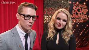 EastEnders' Jay & Abi on Ben Mitchell return and murder suspects