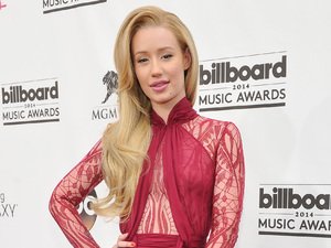 LAS VEGAS, NV - MAY 18: Recording artist Iggy Azalea attends the 2014 Billboard Music Awards at the MGM Grand Garden Arena on May 18, 2014 in Las Vegas, Nevada. (Photo by David Becker/Billboard Awards 2014/Getty Images for DCP)