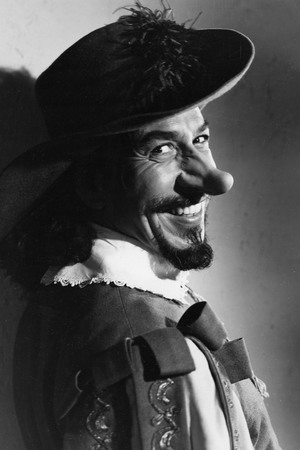 UNITED STATES - CIRCA 1940: Jose Ferrer (1912 - 1992) poses for a portrait in the costume of Cyrano de Bergerac during a publicity shoot in Hollywood around 1940. (Photo by Transcendental Graphics/Getty Images)