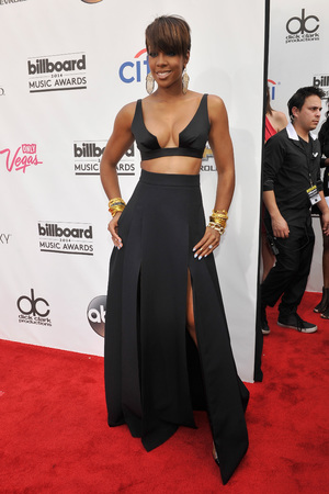 LAS VEGAS, NV - MAY 18: Recording artist Kelly Rowland attends the 2014 Billboard Music Awards at the MGM Grand Garden Arena on May 18, 2014 in Las Vegas, Nevada. (Photo by David Becker/Billboard Awards 2014/Getty Images for DCP)