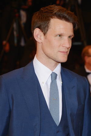 CANNES, FRANCE - MAY 20: Actor Matt Smith attends the 'Lost River' - matt-smith