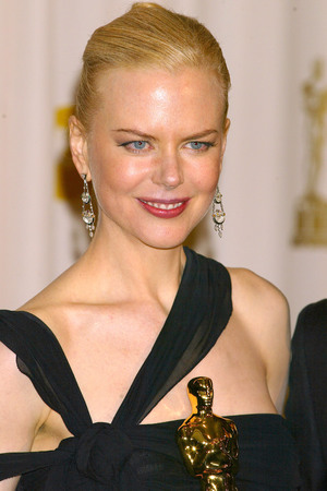 Nicole Kidman, winner for Best Actress in 'The Hours' (Photo by Jeffrey Mayer/WireImage)