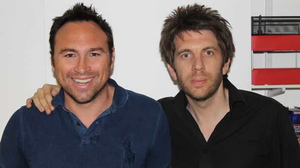 talkSPORT DJs Andy Goldstein and Jason Cundy