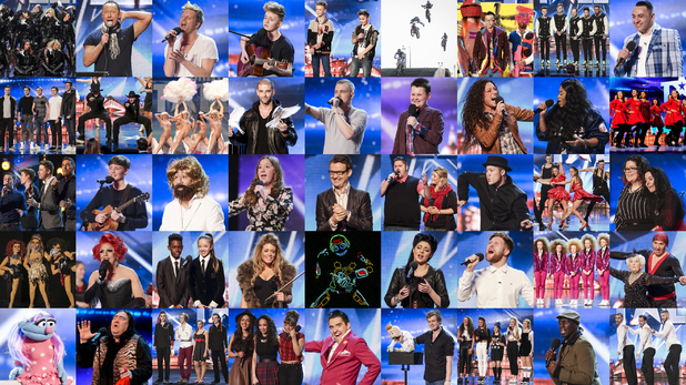 The Britain's Got Talent 2014 semifinalists