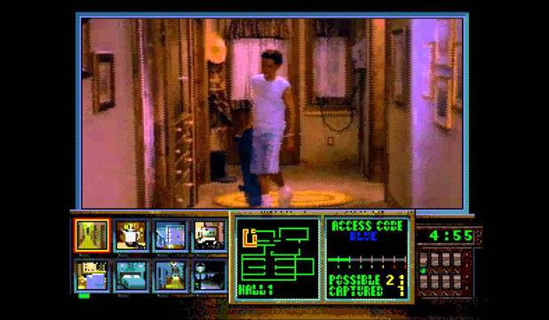 Night Trap screenshot