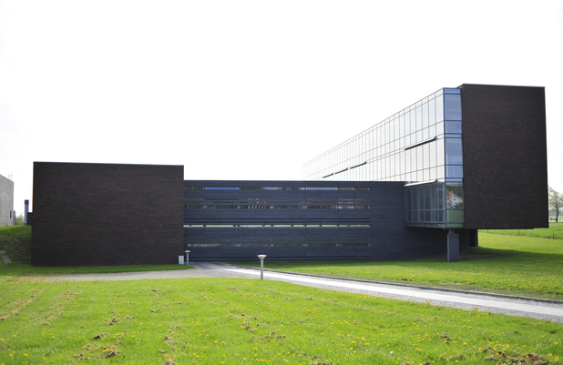 Bang & Olufsen headquarters in Struer