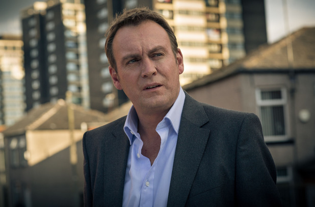 Philip Glenister as Daniel Cotton in From There To Here
