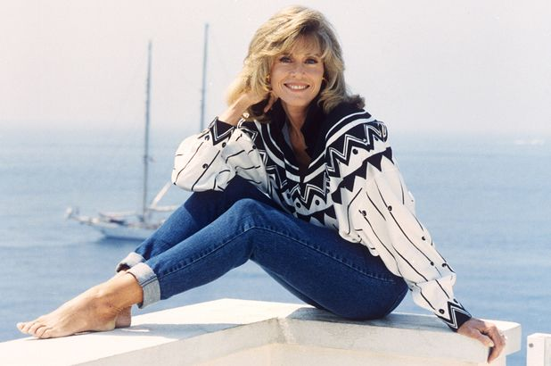 STARS AT CANNES FILM FESTIVAL - 1989 Jane Fonda 1989