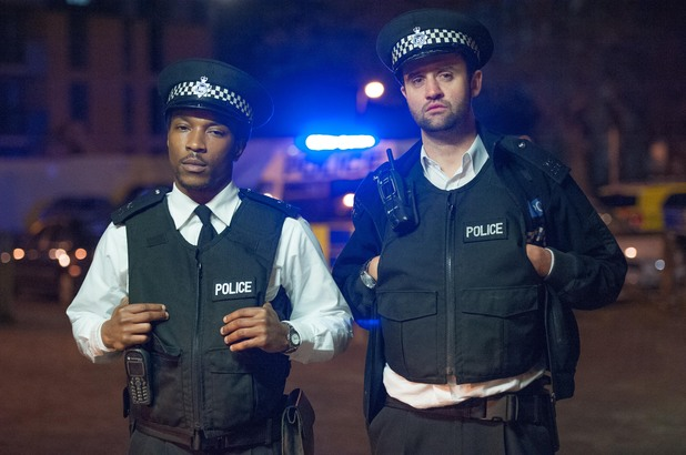 Ashley Walter & Daniel Mays in Playhouse Presents: Nightshift