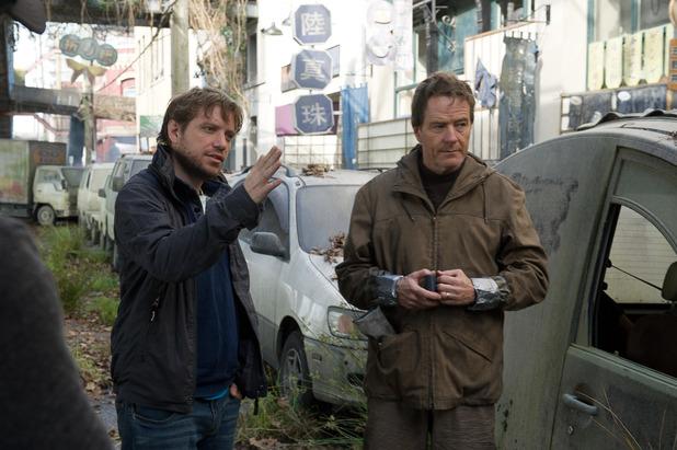 Gareth Edwards, Bryan Cranston Godzilla (2014)