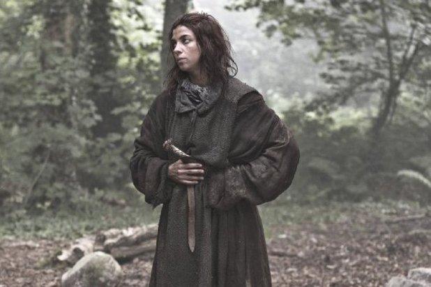 Natalia Tena as Osha in Game of Thrones