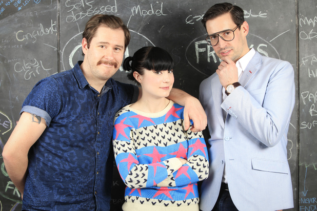 CTRL Freaks - Dave Gibson, Bec Hill and Jacob Edwards