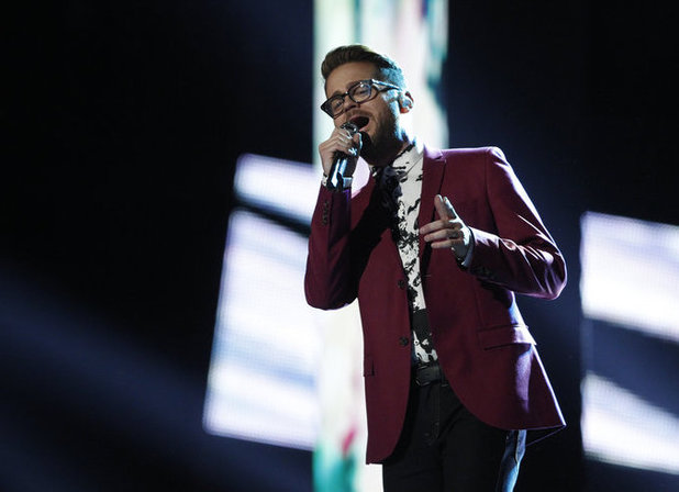 The Voice winner Josh Kaufman