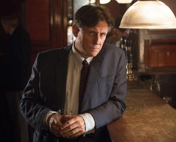 Gabriel Byrne in BBC One's Quirke