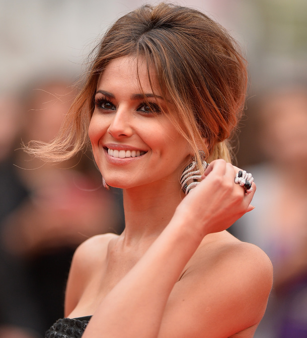 CANNES, FRANCE - MAY 19: Cheryl Cole attends the 'Foxcatcher' premiere during the 67th Annual Cannes Film Festival on May 19, 2014 in Cannes, France. (Photo by Pascal Le Segretain/Getty Images)