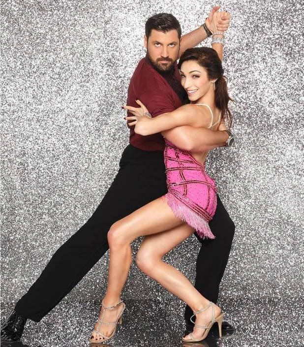 Dancing With the Stars winners Meryl Davis and Maksim Chmerkovskiy