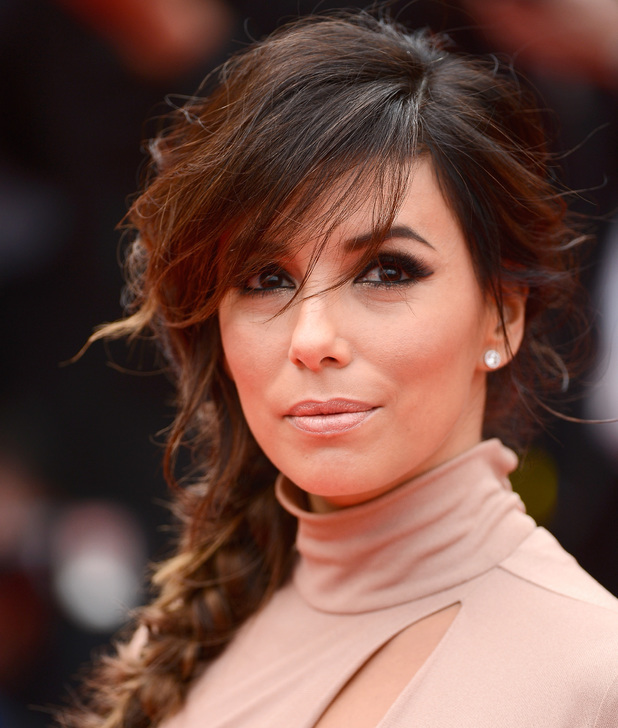 CANNES, FRANCE - MAY 19: Eva Longoria attends the 'Foxcatcher' premiere during the 67th Annual Cannes Film Festival on May 19, 2014 in Cannes, France. (Photo by Ian Gavan/Getty Images)
