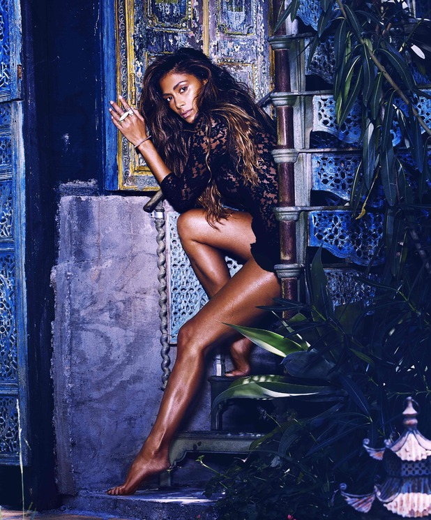 Nicole Scherzinger press shot 2014.