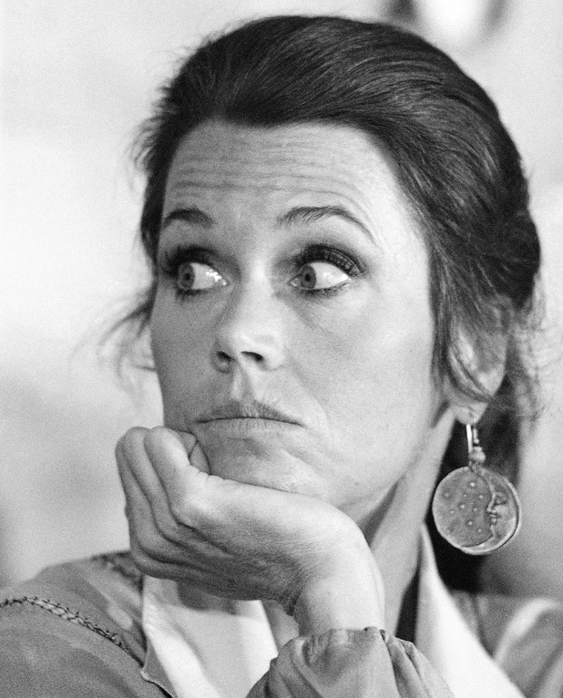 "Actress Jane Fonda, who stars in the movie ""Coming Home"", appears in Cannes, France on , May 26, 1978. (AP Photo/ Jean Jacques Levy)"