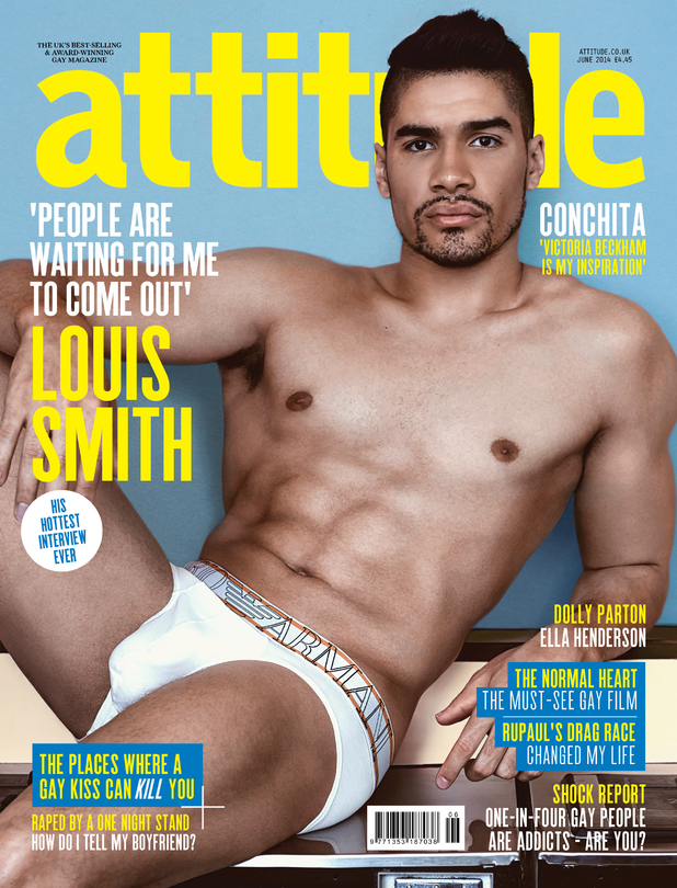 Louis Smith Attitude Magazine