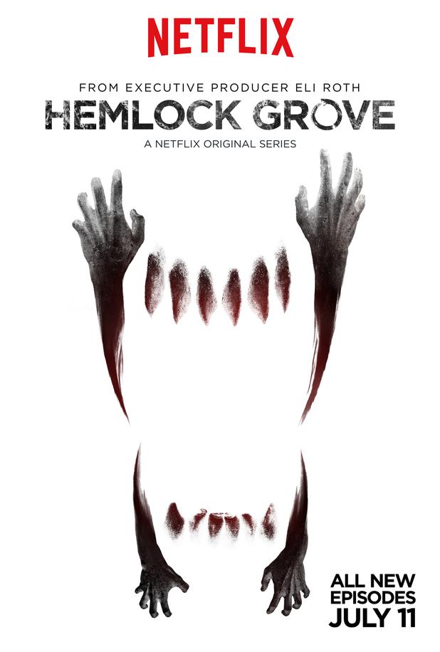 Hemlock Grove season 2 poster