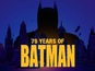 Batman: 75 years in 7 minutes - video