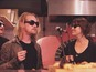 Macaulay Culkin's band help open pizzeria