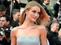 Rosie Huntington-Whiteley on her work ethic