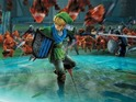 The game merges The Legend of Zelda with Dynasty Warriors.