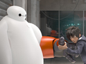 Disney releases new television spot for Marvel Comics movie Big Hero 6.