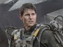 Tom Cruise is back on top of the world and saving it from an alien scourge.