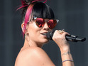 "The BBC admits airing an expletive-filled Lily Allen set was a ""mistake""."