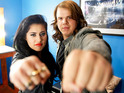 Jena Irene and Caleb Johnson learn their fate in the American Idol final.