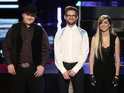 Was Christina Grimmie, Josh Kaufman or Jake Worthington crowned winner?