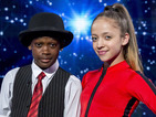 Lauren & Terrell from last year's Britain's Got Talent are back tonight