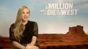 Amanda Seyfried 'A Million Ways to Die in the West' interview