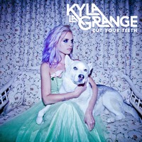 Kyla La Grange 'Cut Your Teeth' album artwork.