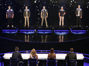 Britain's Got Talent first live semi-final: Collabro