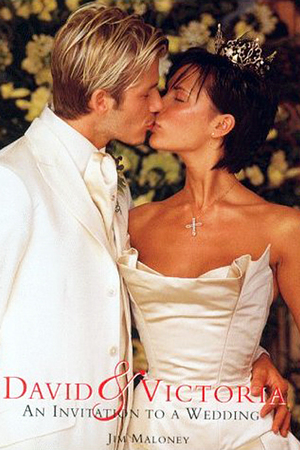 Victoria, David Beckham wedding