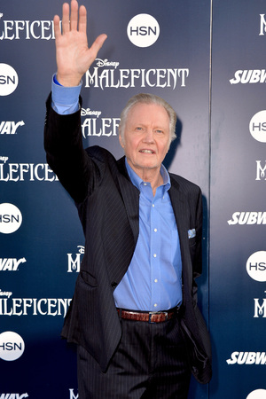 HOLLYWOOD, CA - MAY 28: Actor Jon Voight attends the World Premiere of Disney's 'Maleficent' at the El Capitan Theatre on May 28, 2014 in Hollywood, California. (Photo by Frazer Harrison/Getty Images)