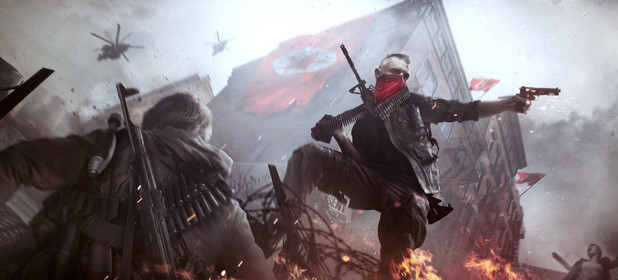 Homefront: The Revolution key art